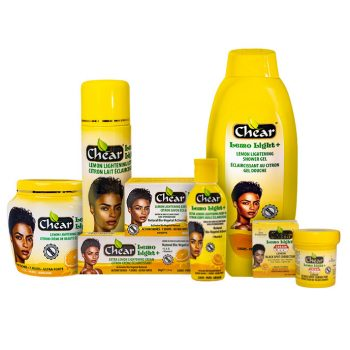 CHEAR LEMO LIGHT+ EXTRA LEMON SKIN LIGHTENING KIT
