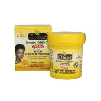 Chear Lemo Light + Black Spot Corrector (B.S.C) Lemon Lightening Cream