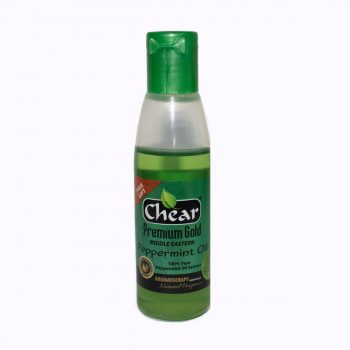chear pepermint oil for hair, skin & nails