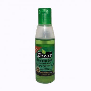 chear pepermint oil for hair, skin & nails