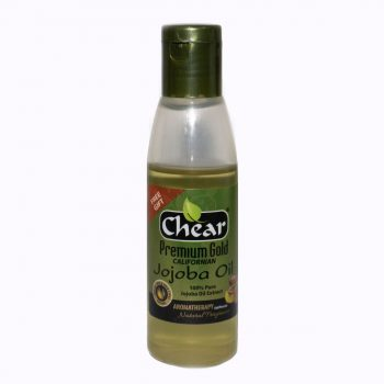 Chear Jojoba oil for moisturising skin, hair & nails
