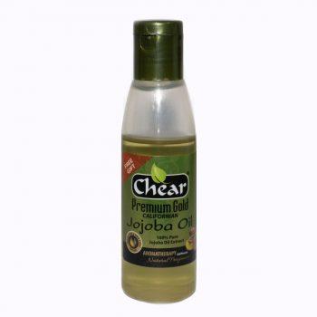 Chear Jojoba oil for moisturising skin, hair & nails