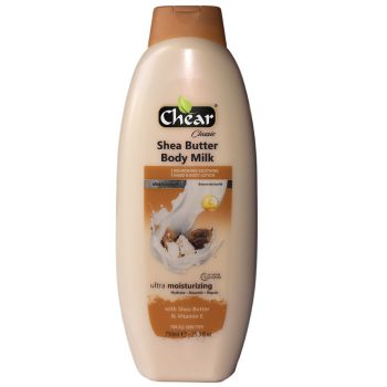 Chear Shea Butter Body Milk Nourishing and soothing hand and body milk lotion