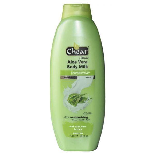 Chear Aloe Vera Ultra Moisturising Hand & Body Lotion