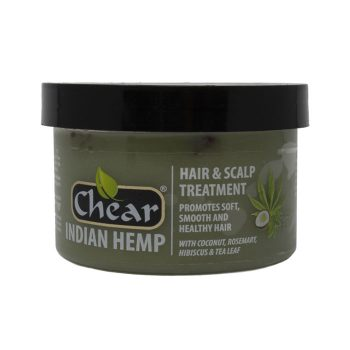 Chear Indian Hemp Hair & Scalp Treatment for Soft, smooth & Healthy Hair