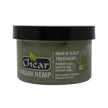 Chear Indian Hemp Hair & Scalp Treatment for Soft, smooth & Healthy Hair