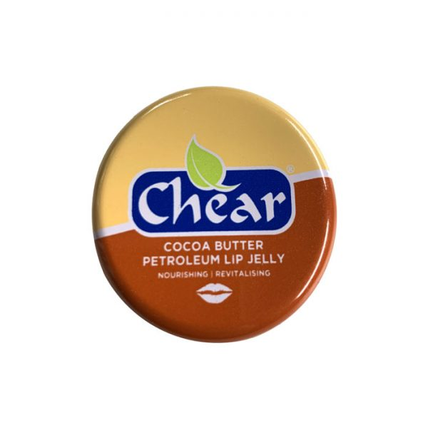 Chear Cocoa Butter Moisturising Petroleum Lip Jelly Balm