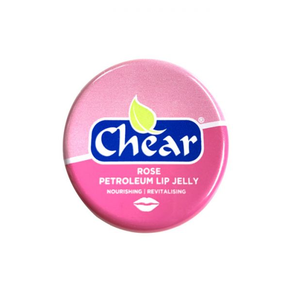 Chear Rose Moisturising Petroleum Lip Jelly Balm.