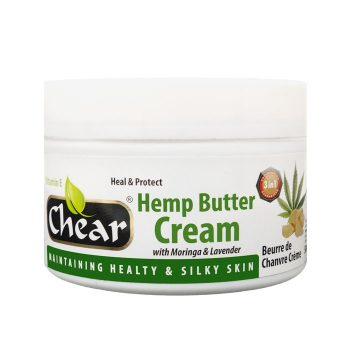 Chear Hemp Butter Cream with Moringa & Lavender For Hands & Skin