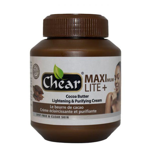 Chear Maximum LITE+ Cocoa Butter Lightening Cream