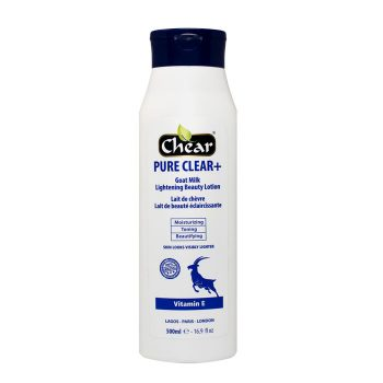 Chear Pure Clear + Goat Milk Lightening Skin Lotion