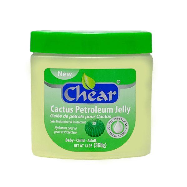 Chear Cactus Petroleum Jelly Skin Moisturiser Protectant 368g
