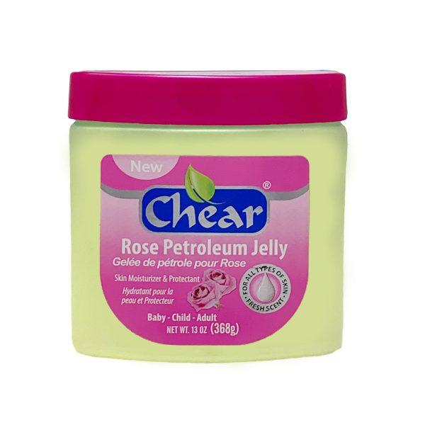 Chear Rose Petroleum Jelly Skin Moisturiser Protectant 368g