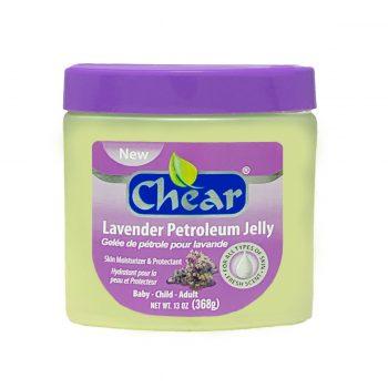 Chear Lavender Petroleum Jelly Skin Moisturiser & Protectant 368g